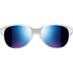 Julbo Lizzy Spectron 3 Sunglasses Kids, blanco/azul